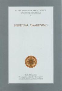SAINT PAISIOS SPIRITUAL COUNSELS 2 - SPIRITUAL AWAKENING