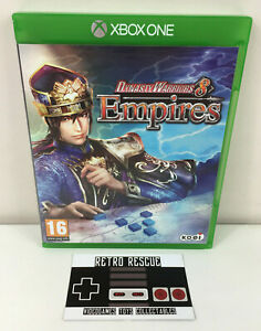 Dynasty Warriors 8 Empires | XBOX ONE | Game Boxed PAL