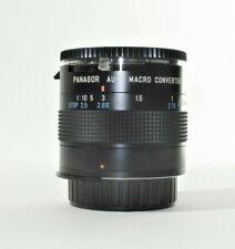 Panagor Macro Converter for Nikon Ai 1:1