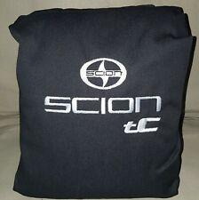 Scion tC 2005-2016 Seat Covers Black Full Set