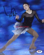 YUNA KIM Signed 8x10 Autographed Photo Reprint