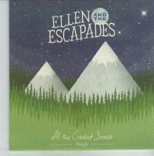 (CV717) Ellen & The Escapades, All The Crooked Scenes - 2012 DJ CD