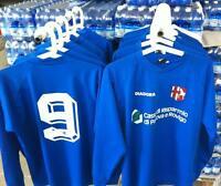 maglia shirt padova nr a scelta match worn indossate size XL usate diadora