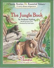 The Jungle Book Rudyard Kipling Kenn Goin Paul Lopez PB 2004 Chick-fil-A
