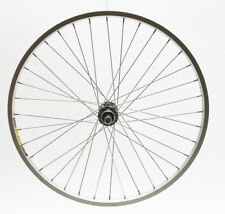 "Weinmann TM19 24"" Bike Bicycle Alloy Rear Wheel 36 H Freewheel Compatible New"