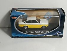 Solido n.1847 1:43 -  OPEL KADETT GTE 1977  - Made in France - Mint