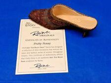 Nib Just the Right Shoe ~ Raine Willits #25105 Pretty Penny