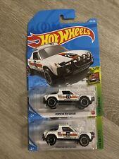 2021 HW Porsche 914 Safari White Case N