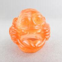 Real Ghostbusters orange Scream Roller Ghost for Winston Zeddmore Kenner Vintage