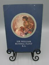 1962 WORKS BY SIR WILLIAM RUSSELL FLINT RA ACADEMY OF ARTS LONDON SIGNED bk1117