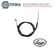 LINEX FRONT HANDBRAKE CABLE 320120 P NEW OE REPLACEMENT