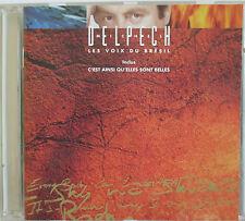 """MICHEL DELPECH - CD """"LES VOIX DU BRESIL"""""""