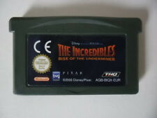 LES INDESTRUCTIBLES - Rise of the Underminer - NINTENDO GAME BOY ADVANCE - GBA