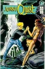 Jonny Quest # 4 (Tom Yeates) (USA, 1986)