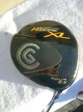 CLEVELAND GOLF HI BORE XL 9.5* DRIVER FUJIKURA 60g  R-Flex Graphite golf club AO