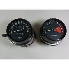 Honda 750 quatre matching tachymètre & tachymètre set