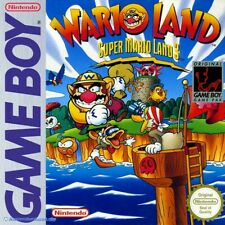 Nintendo GameBoy Spiel - Super Mario Land 3: Wario Land Modul
