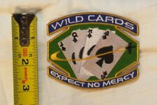 Space Above and Beyond Wild Cards Expect No Mercy - US Seller
