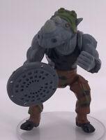 Vintage 1988 Teenage Mutant Ninja Turtles Near Complete TMNT Rocksteady Shield