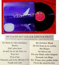 LP Willi Stech: Die Nacht ist voller Zärtlichkeit Saba