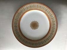 IMPERIAL RUSSIAN PORCELAIN FACTORY ' S PLATE FROM  THE TSAR'S  BABYGON SERVICE