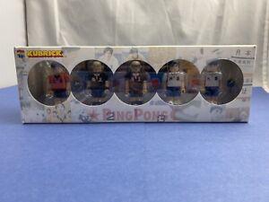 VTG Ping Pong KUBRICK Vinyl Action Figure SET 2002 Medicom Boxed Japan Movie