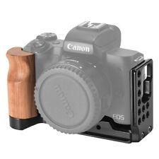 SmallRig L Halterung (Arca Still / holz Griff ) für Canon EOS M50 LCC2387
