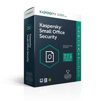 Kaspersky Small Office Security V5 5 PC + 5 Mobile + 1 Server, 1 Year - Download