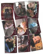 Angel Season 3 (Three) - 90 Card Basic/Base Set - Inkworks 2002