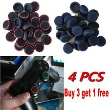 4x Ring Gel thumb grip stick caps for PS4/PS3 - Xbox 360/One controller Soft /lk