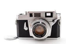 [Exe+++++] KONICA iii A 35mm Film Rangefinder Hexanon 48mm F/ 2 From JAPAN