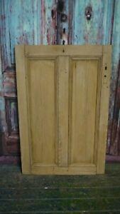 CM25b (29 3/4 x 44 1/4) Old Original Period Pine Cupboard Door