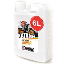 Huile IPONE Katana Full Power 10W40 6 litres moto route circuit compétition 6L