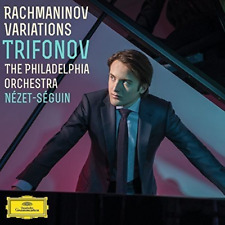 DANIIL TRIFONOV-RACHMANINOV VARIATIONS-JAPAN SHM-CD F83
