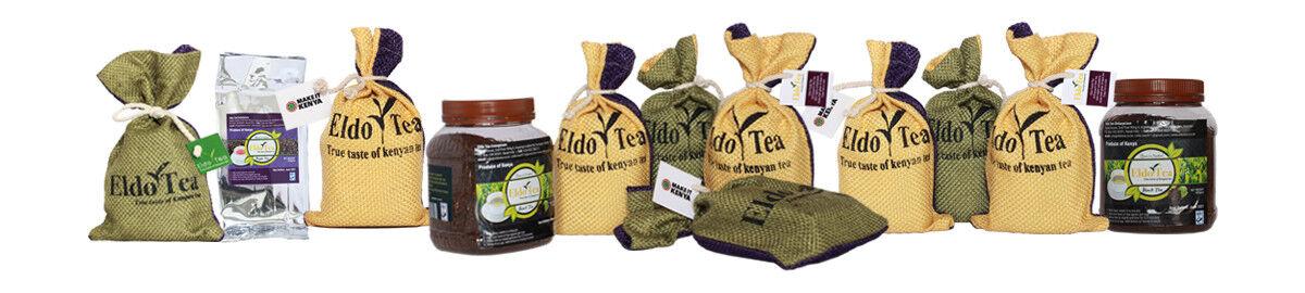 Kenyan Specialty Teas by Eldo Tea