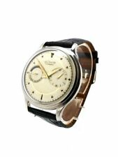 Nice and rare LeCoultre FUTUREMATIC from the 50ies in a stainless steel case