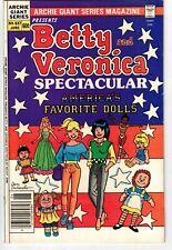 ARCHIE GIANT SERIES MAGAZINE #537 1984 COPPER AGE FINE+!
