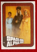 SPACE / ALPHA 1999 - MONTY GUM - Card #9 - Netherlands 1978
