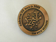 More details for rare the boys brigade badge celebrating 125 years in 2008 ~ excellent condition