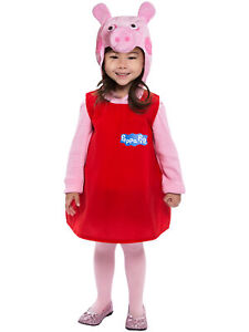 Peppa Pig Dress Costume for Toddler