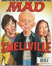 2002 (March)  Mad Magazine, #415 Smellville  ~  Excellent