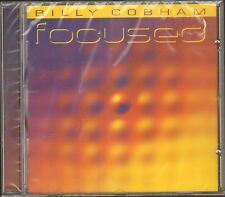 Billy Cobham FOCUSED 8 track CD NEW SEALED 1998 Eagle Records