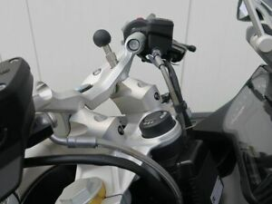 Handlebar Risers With ABE High + Nearer For BMW R1200RS LC + R1250RS