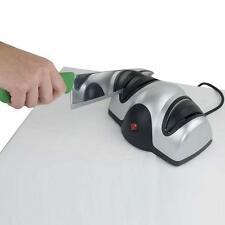 Professional Kitchen Razor Sharp Pro, Electric 2 Stage Knife Sharpener AD