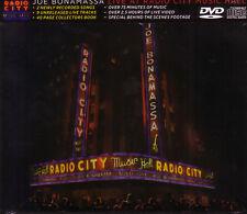 CD + DVD (NEW!). Joe Bonamassa Live at Radio City Music Hall (mkmbh