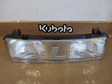 HEADLIGHTS WITH LAMPS ORIGINAL KUBOTA GL series