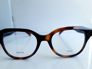 CELINE Glasses Brown NEW