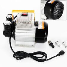 10 Psi Self Priming Cast Iron Electric Oil Diesel Kerosene Transfer Pump 2800Rpm