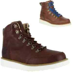 Mens Harley Davidson Riding High Tops Desert Lace Up Ankle Boots Sizes Uk 11 45