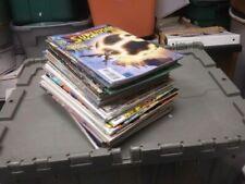 RX5012008 DC COMICS BOOK LOT OF 56 SUPERMAN TITLES BOX 77 R X5012008